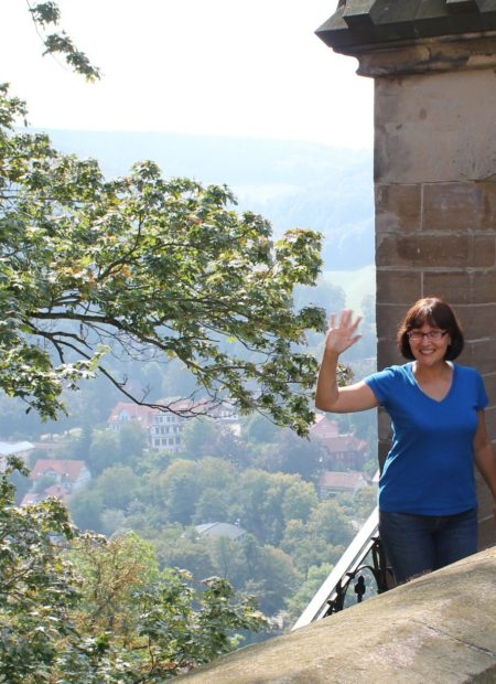 Интервью с гидом в Дрездене Эльмирой Гриценко
